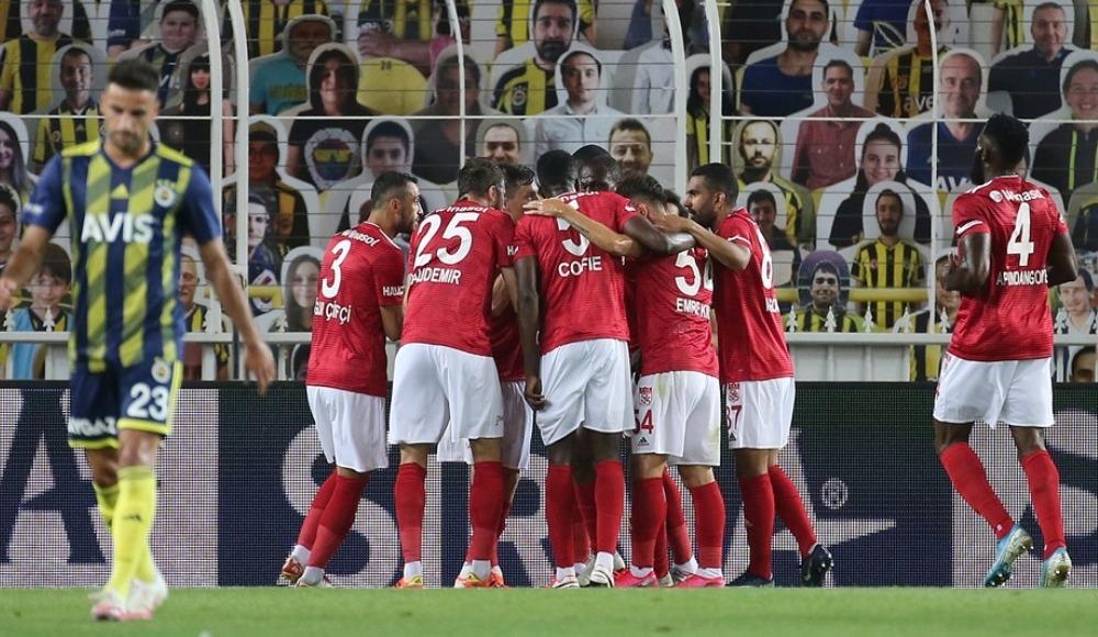 Fenerbahçe'nin üçüncülük hayali son buldu