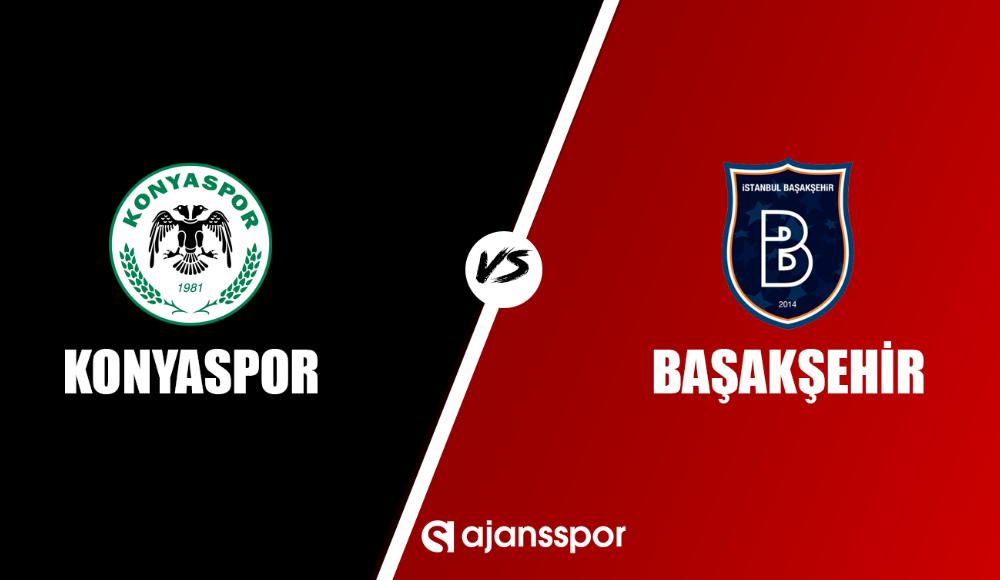 Konyaspor - Başakşehir (Canlı Skor)