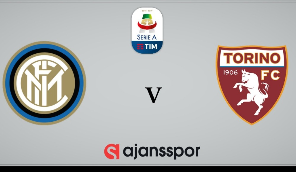 Inter - Torino (Canlı Skor)