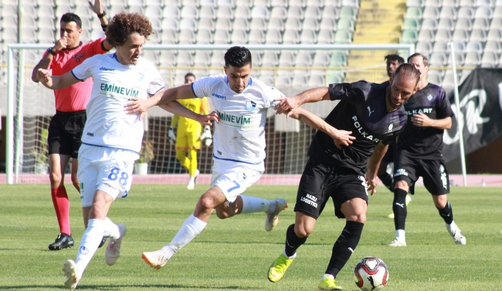 Play-off için son bilet
