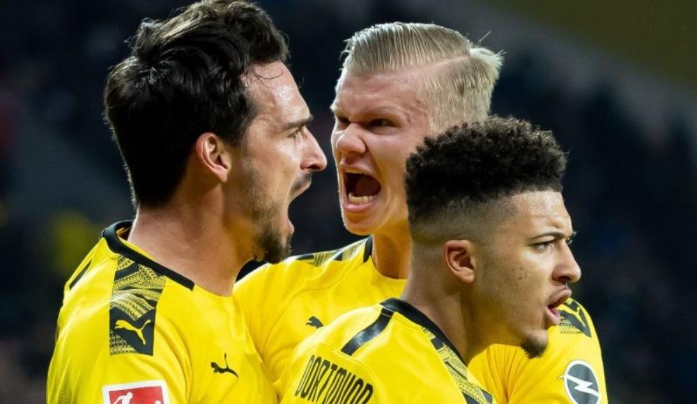 Lazio - Borussia Dortmund (Canlı Skor)