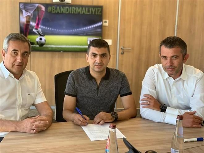 Bandırmaspor'da iç transfer başladı