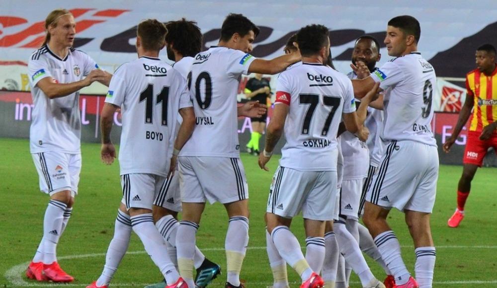 Beşiktaş, Şampiyonlar Ligi aşkına! Sergen Yalçın...