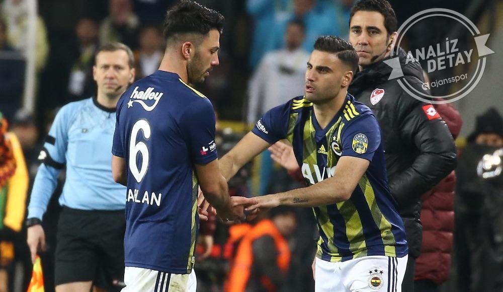 Fenerbahçe'de Tolgay ve Mevlüt sezonu kapattı