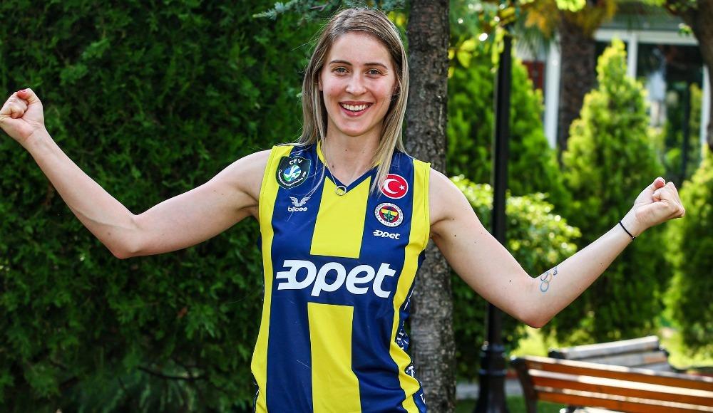 """Bianka Busa: """"Hayalim Türkiye'de oynamaktı"""""""