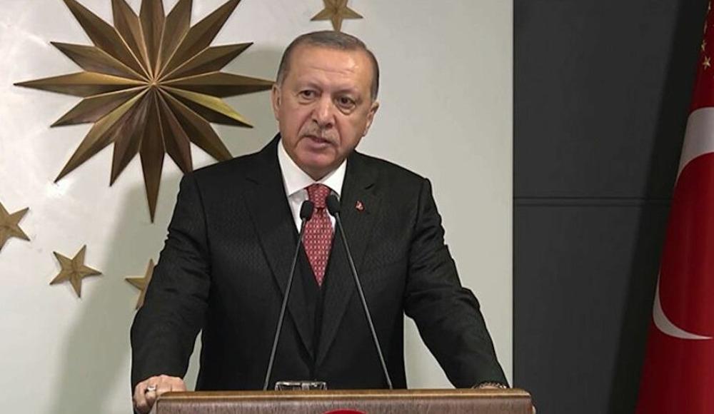 CANLI İZLE | Cumhurbaşkanı Erdoğan'ın açıklamalarda bulunuyor