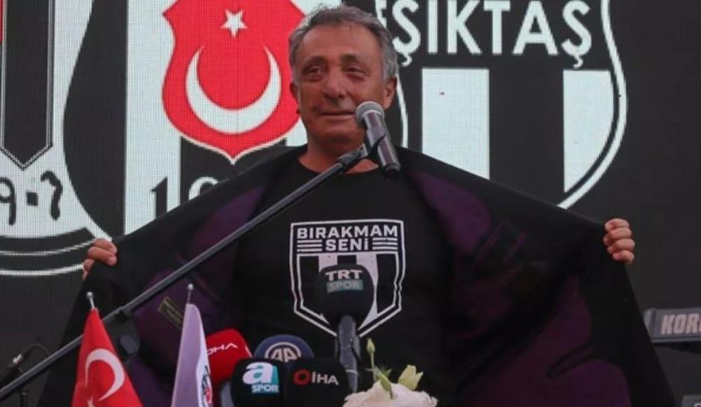 """""""Beşiktaşlı iş insanları, 'Bırakmam Seni' demedi"""""""
