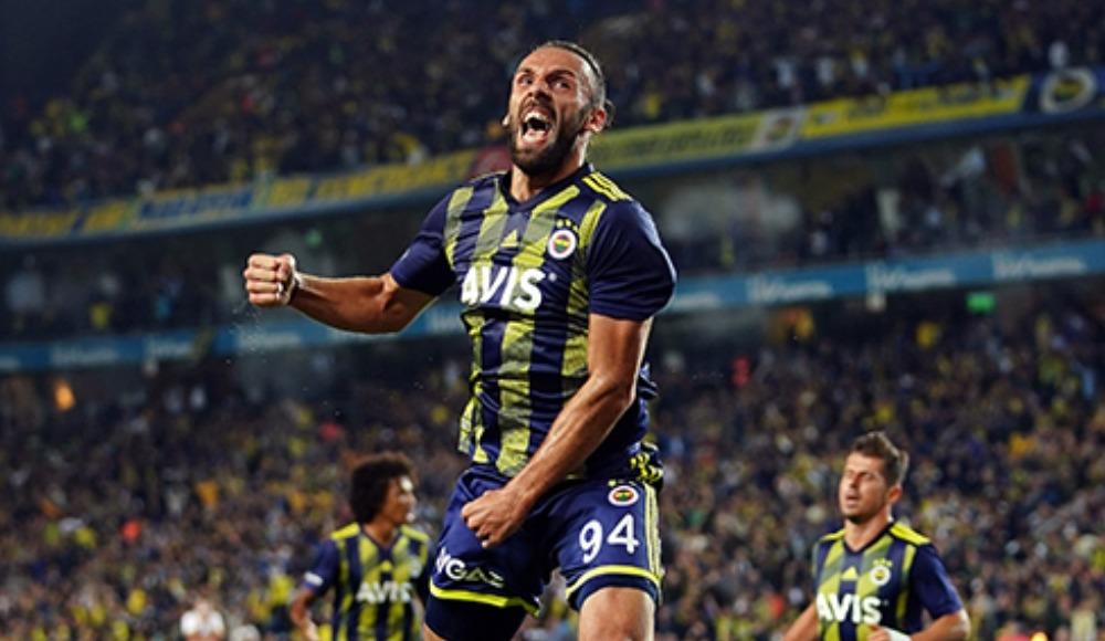 Vedat Muriç kaç gol attı?