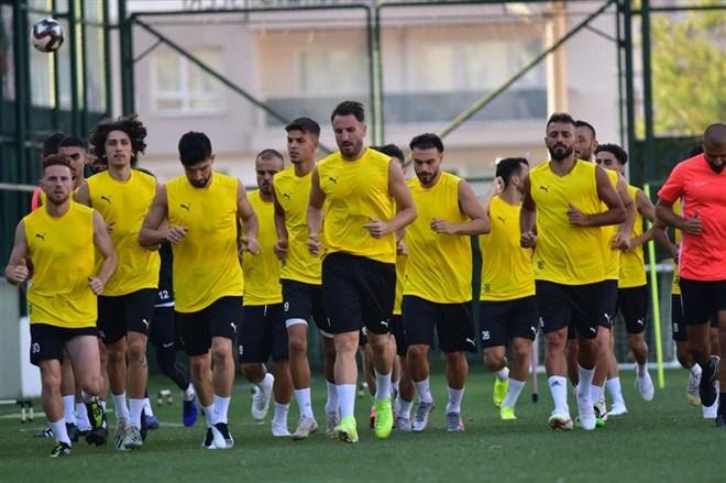 Manisa FK Manisa'daki hazırlıklarını tamamladı