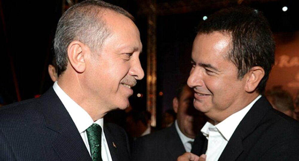 Erdoğan'a yakınlığına dikkat çekildi