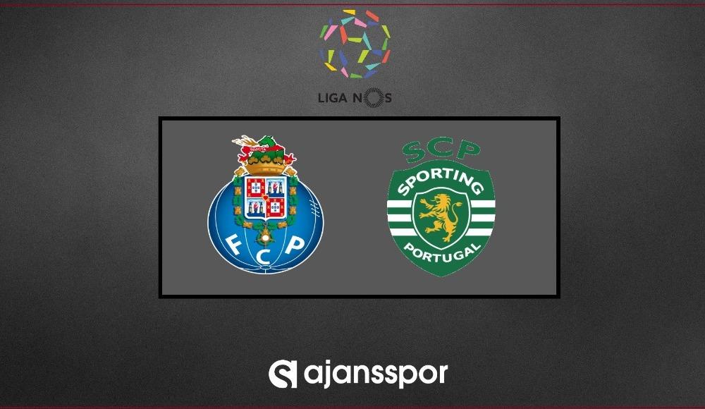 Porto - Sporting (Canlı Skor)