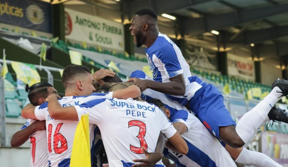 Porto mutlu sona ulaştı