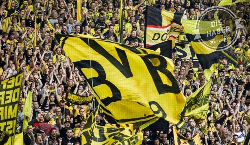 """Dortmund'dan taraftara: """"Bizden uzak durun"""""""