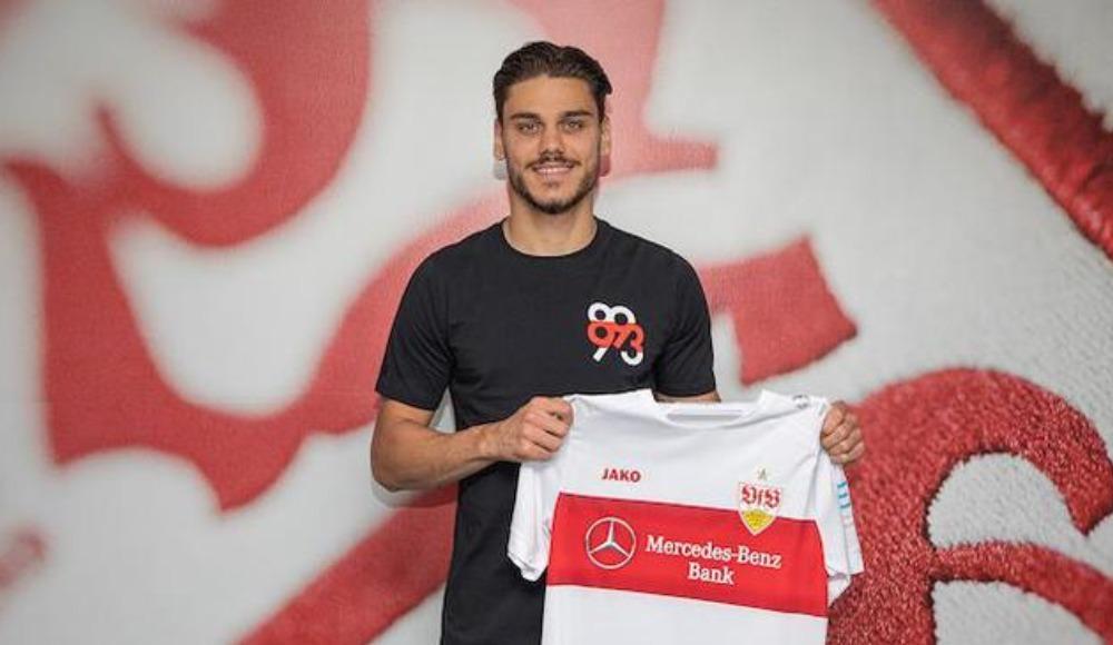 Önce sözleşme uzatıldı, sonra Stuttgart'a kiralandı