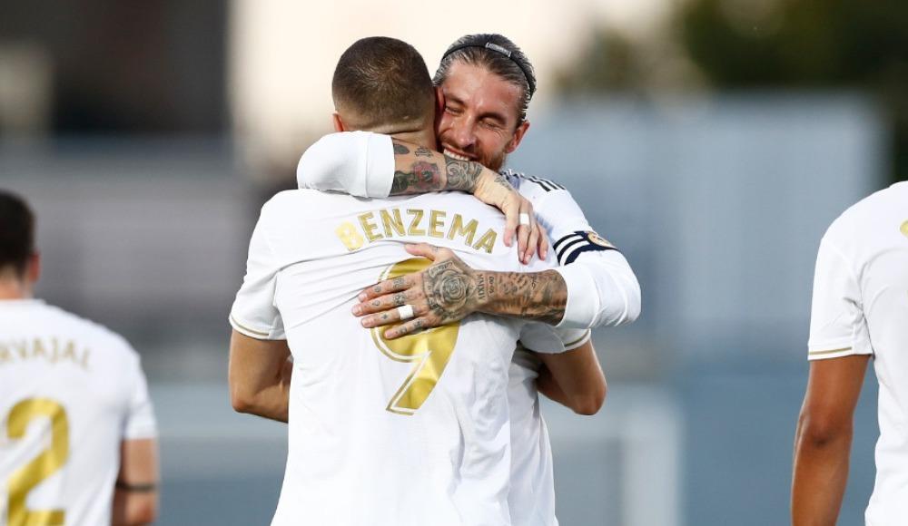 Sergio Ramos: ''Bu sonuç bizim için bir ödül''