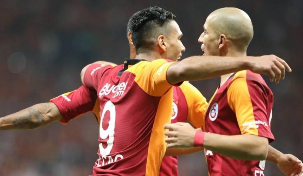Galatasaray'dan 60 milyon TL