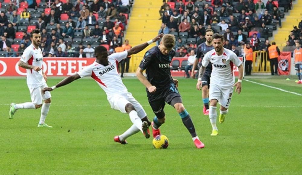 Trabzonspor'a ret: Kural hatası yok!