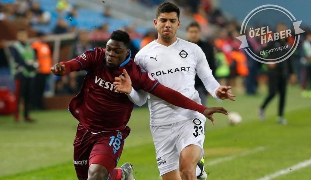 Trabzonspor ile anlaşamadı! Beşiktaş transfer için görüşüyor…