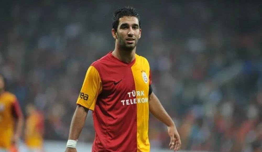 Arda Turan'dan çarpıcı Galatasaray paylaşımı