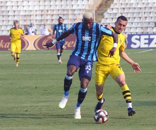 Adana Demirspor: 3 - İstanbulspor: 0
