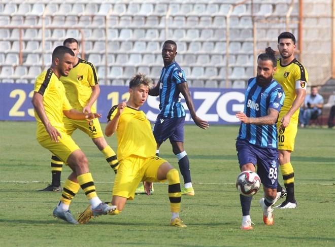 Adana Demirspor'un play-off'taki rakibi belli oldu
