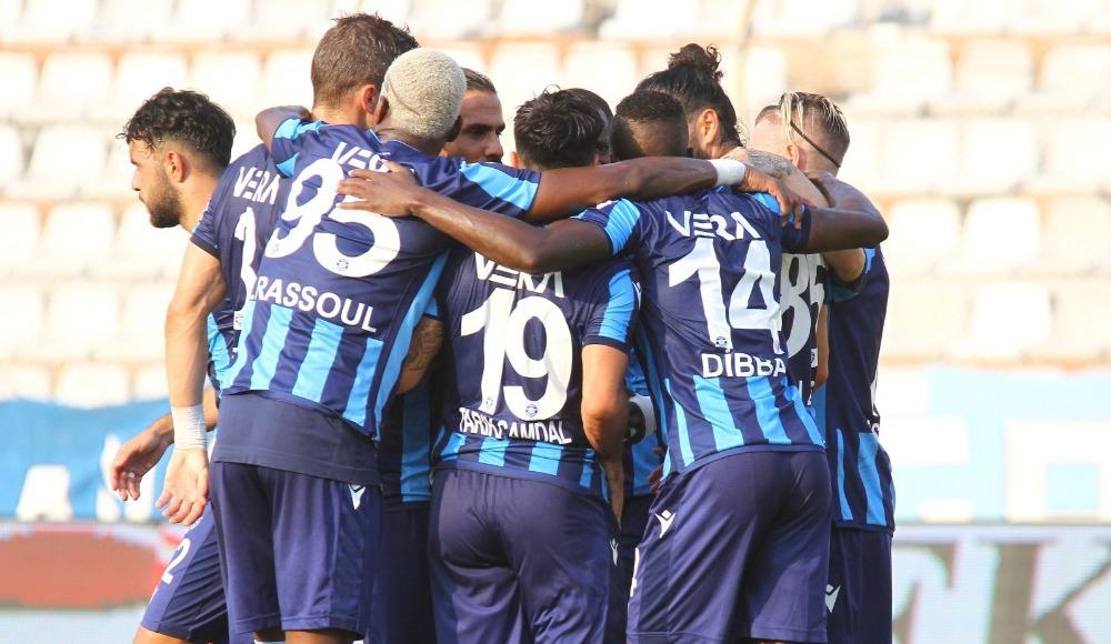 Adana Demirspor play-off'a kaldı!
