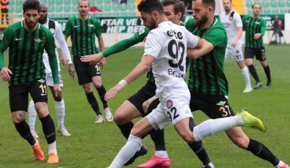 Akhisarspor-Fatih Karagümrük maçı ne zaman ve nerede olacak?