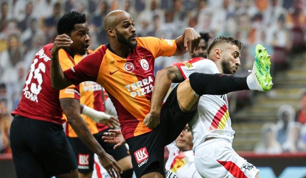 Galatasaray bir ilki yaşadı