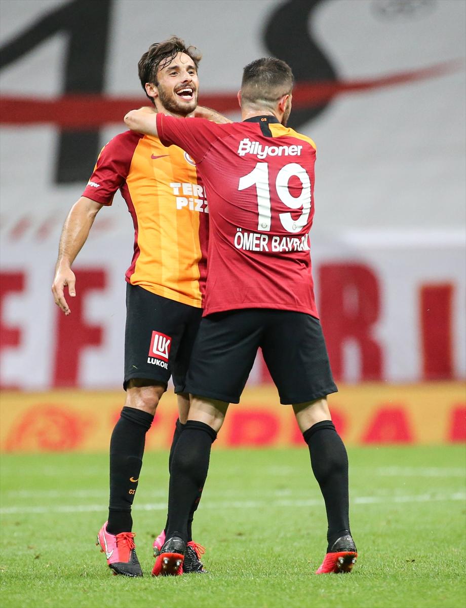 Galatasaray'ın penaltı şanssızlığı