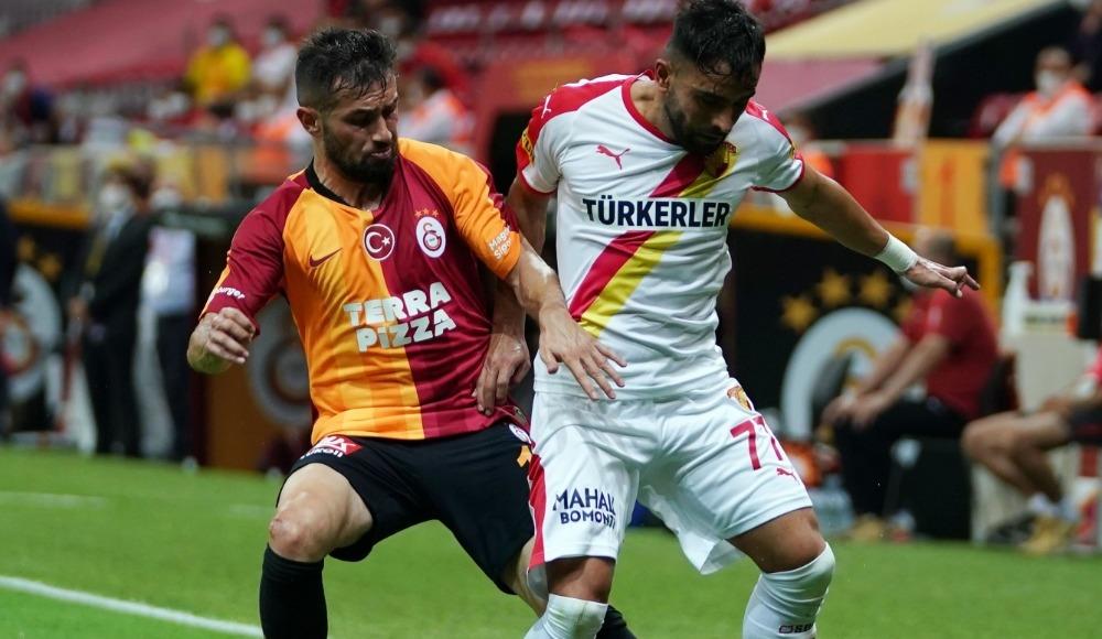 Göztepe'nin 3 puan özlemi 7 maça çıktı