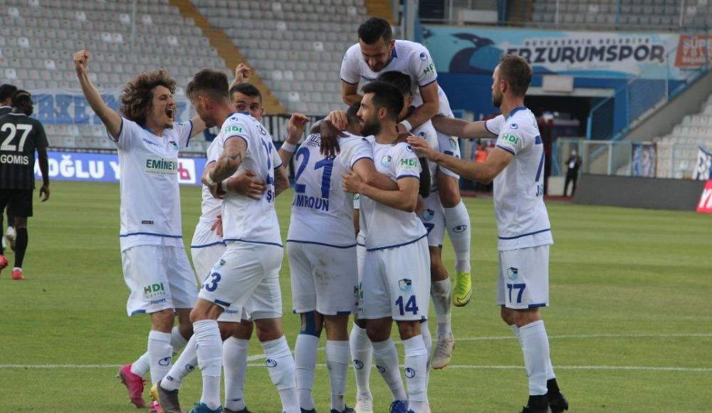 BB Erzurumspor'un transfer harcama limiti ne kadar?