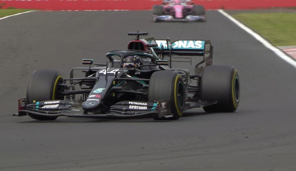 Macaristan Grand Prix'sini Hamilton kazandı