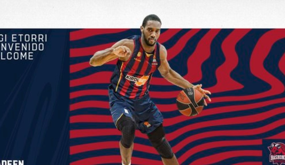 Baskonia Vitoria-Gasteiz, Carrington'ı transfer etti