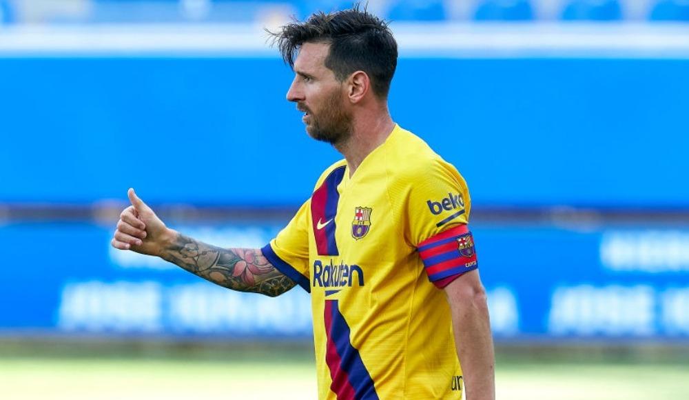 Messi, 1 milyar dolar kazanan ikinci futbolcu olacak