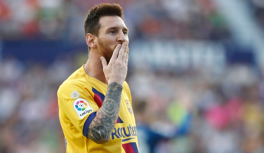 'Messi'nin gitme ihtimali Maliye'yi titretiyor'