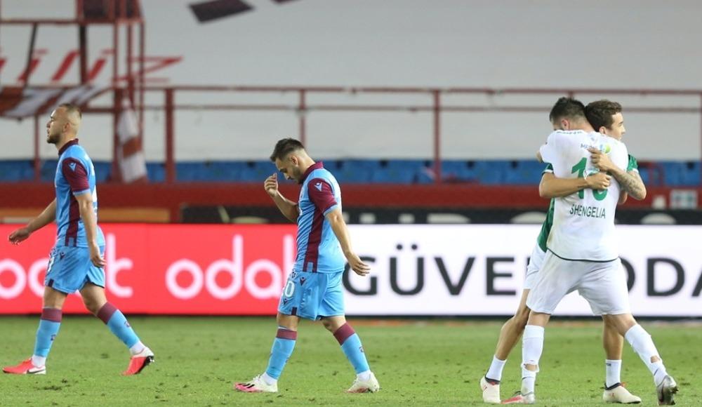 """""""Trabzonspor'un şampiyonluğu kaybetmesine çok üzüldüm"""""""