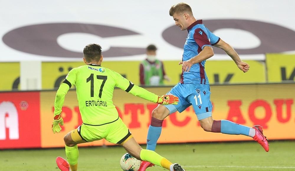 """Alexander Sörloth: """"Başakşehir'i tebrik ediyorum"""""""