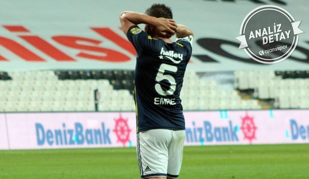 Emre Belözoğlu son derbisine çıktı