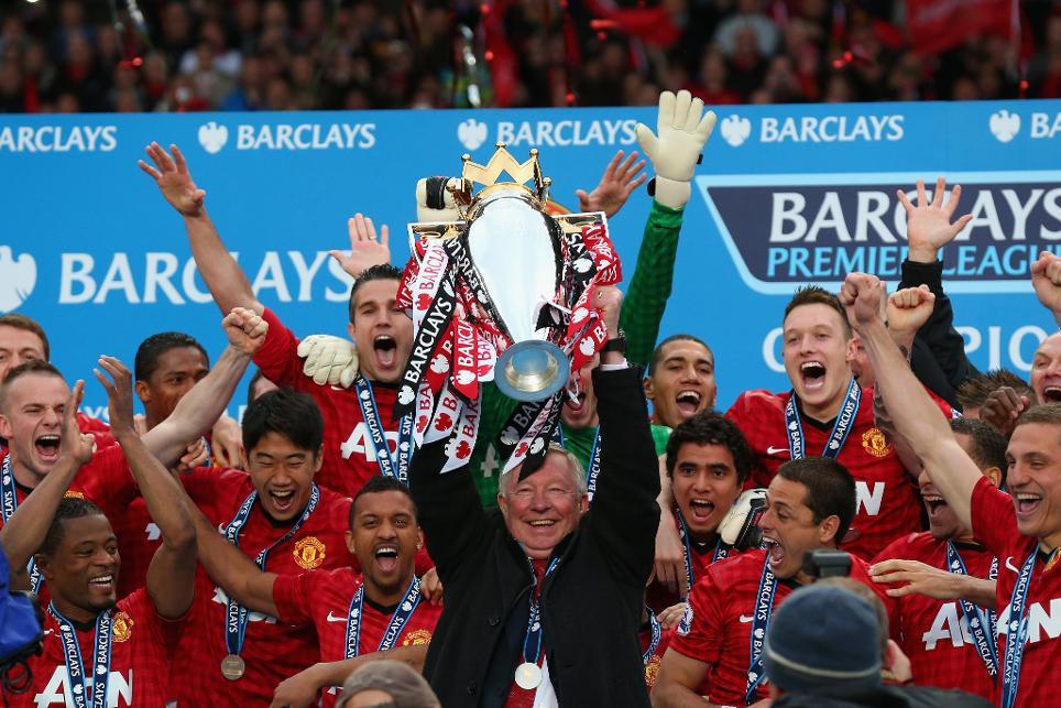 İngiltere'deki şampiyon kulüpler