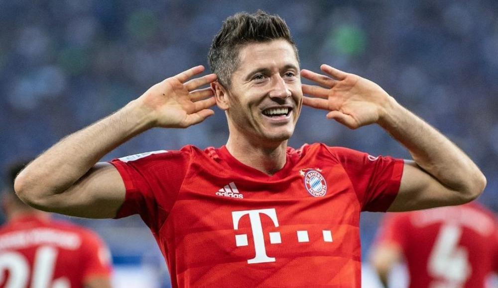 Lewandowski favori teknik direktörünü açıkladı
