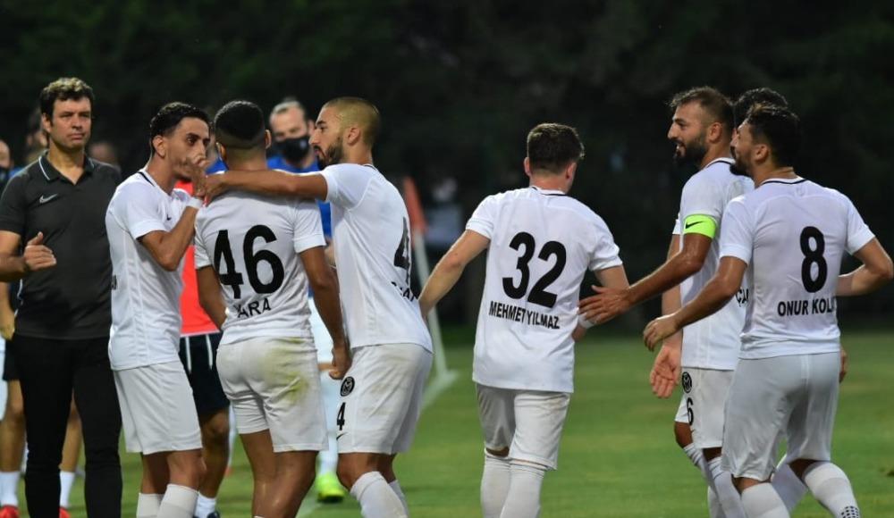 Manisa FK yarı finalde