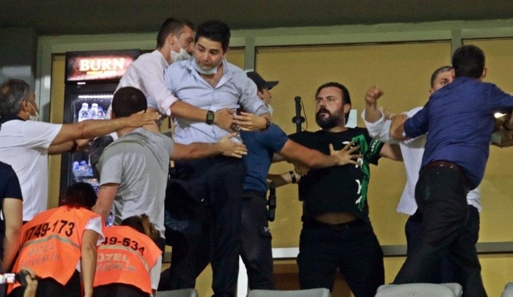 Ankara Demirspor'dan, Sakaryaspor maçında yaşanan olaylara ilişkin açıklama