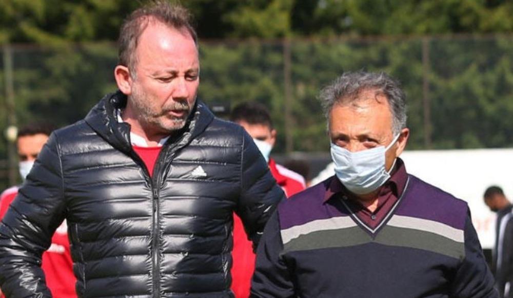 Yönetimden Sergen Yalçın'a transfer yanıtı!