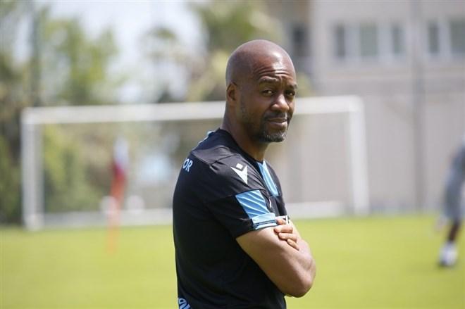 Trabzonspor'da Eddie Newton da gündemde