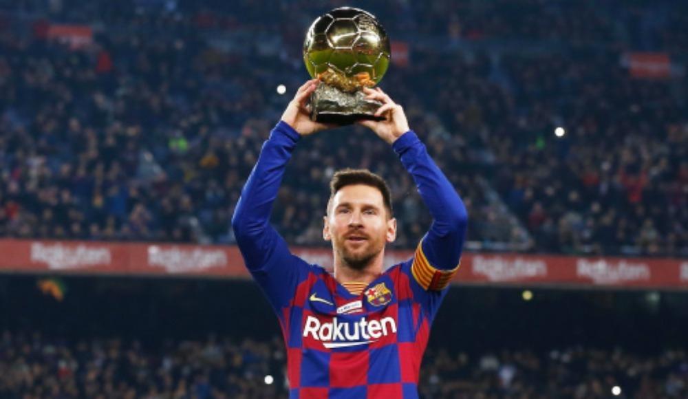 Messi'den inanılması güç bir başarı! 1000'i geçti...