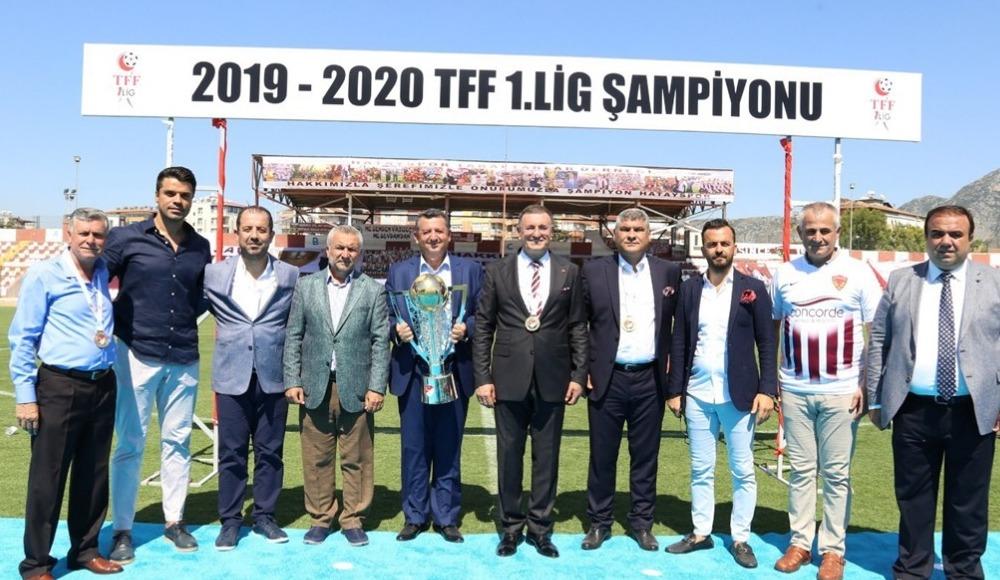 Hatayspor'un transfer harcama limiti ne kadar?
