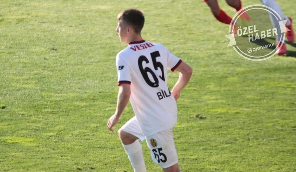Bilal Ceylan'a Süper Lig'ten teklif