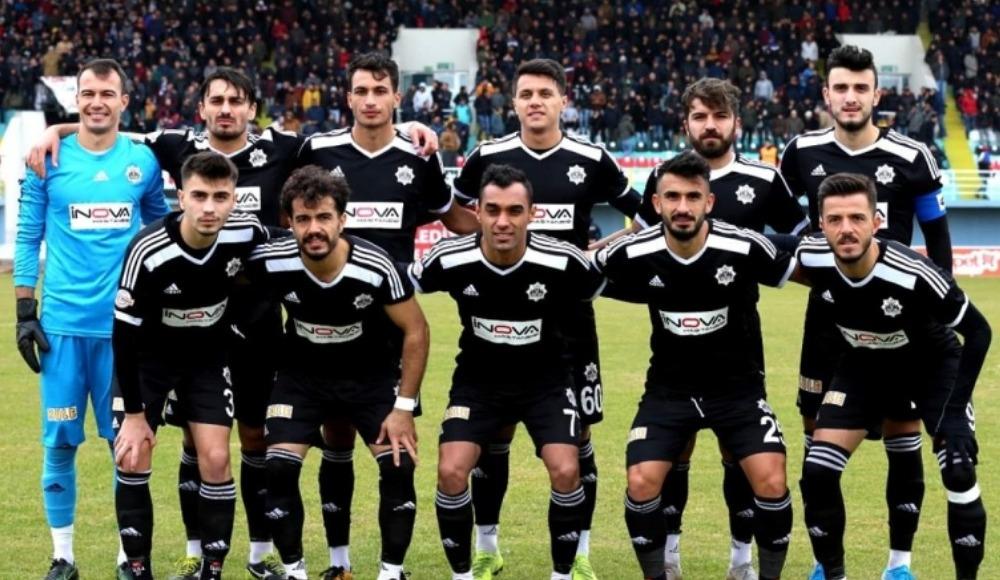 Finalin adı: Aksaray Belediyespor - Erzincanspor