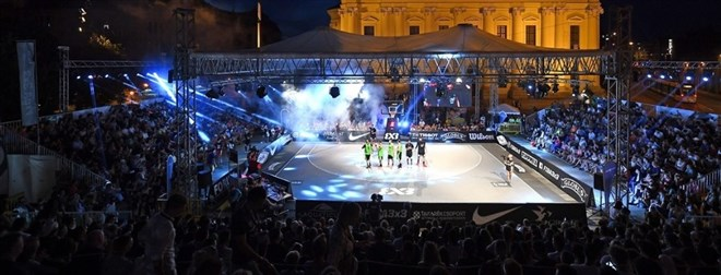 FIBA 3x3 Basketbol Dünya Turu ağustosta devam edecek
