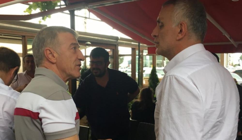 İbrahım Hacıosmanoğlu geri dönüyor! Ağaoğlu ile birlikte...